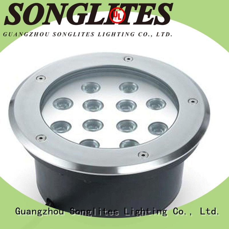Songlites 1w9pcs underground lights energy saving for meadow