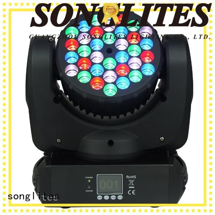 cree osram beam 75w Songlites Brand mr beams lights supplier
