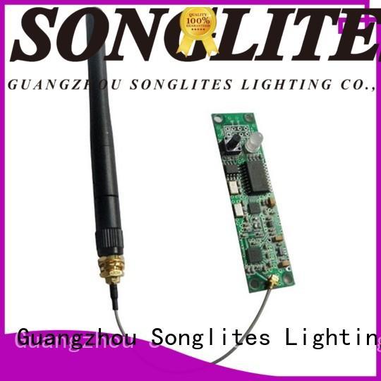 Songlites wireless dmx wireless stick energy saving for KTV