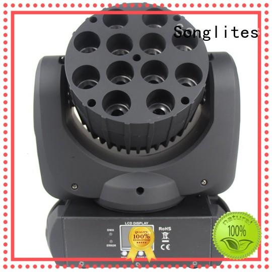 75w 3w pocket mr beams lights moving Songlites