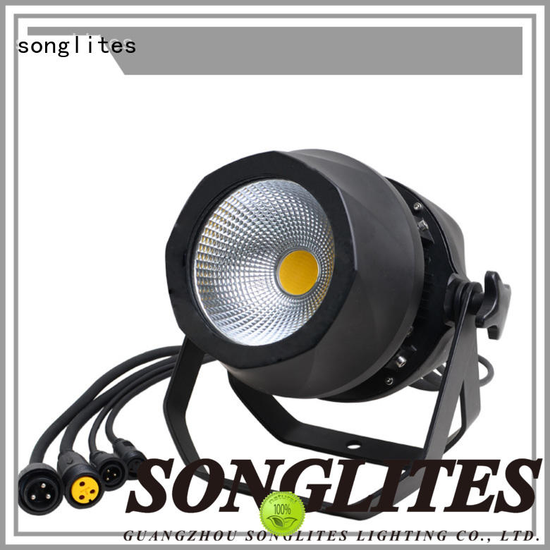 Songlites convenient white led outdoor lights energy saving for clubs