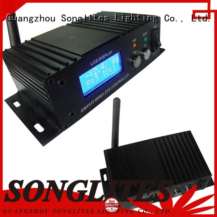 Songlites dmx512 dmx wireless stick on sale for wedding