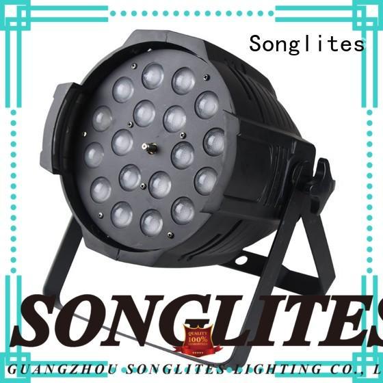 Songlites rgbw arena par zoom supplier for concert