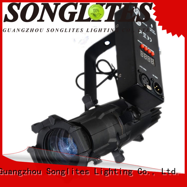 colorful buy led stage lights no radiation for TV shows