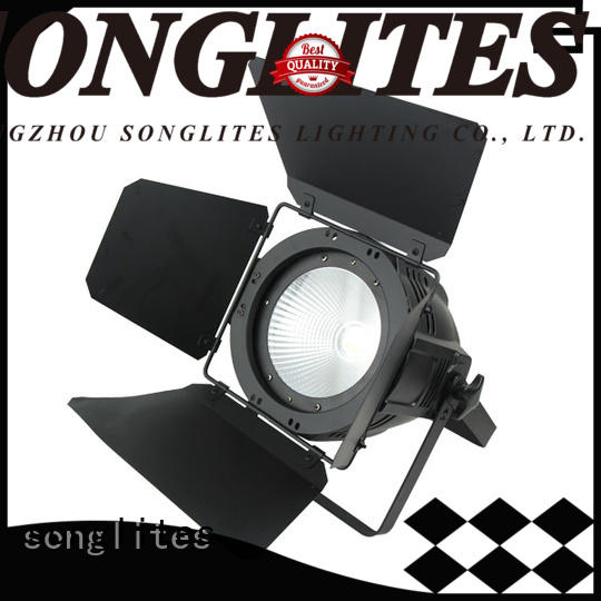 Songlites led par can light supplier for wedding
