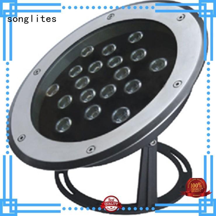 Songlites Brand effect spot led pool light controller