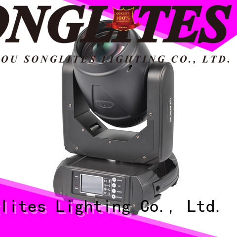 Songlites moving moving head beam supplier for performances