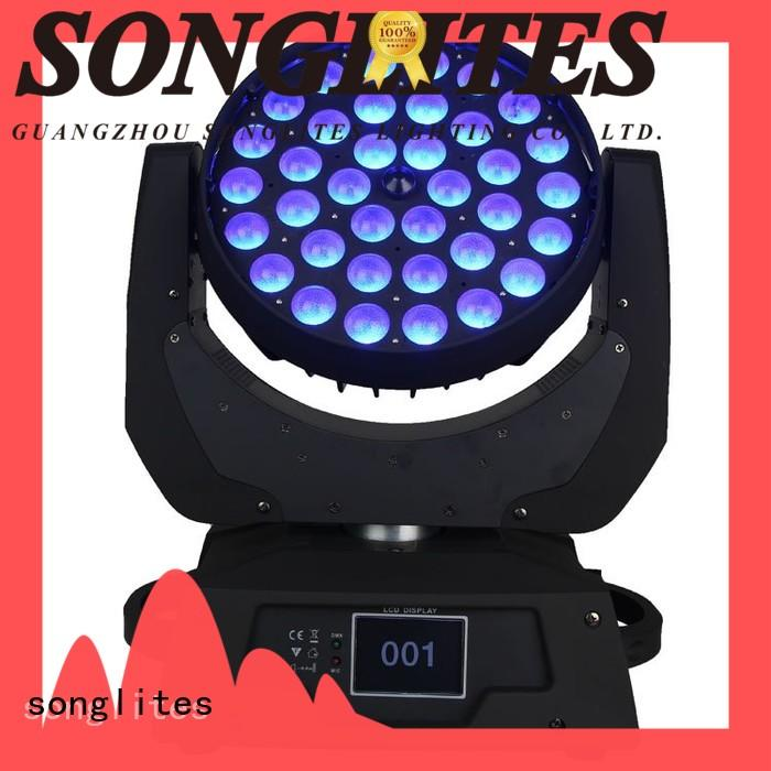 Songlites sl1006b3 mini moving head led on sale for exhibitions