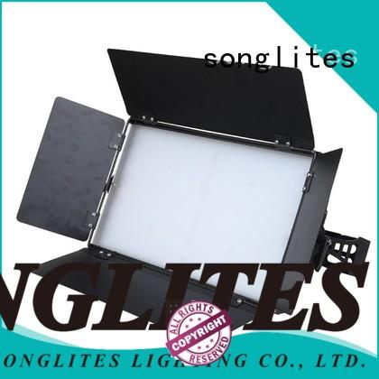 Songlites studio led panel light supplier orientable for film and television for photography