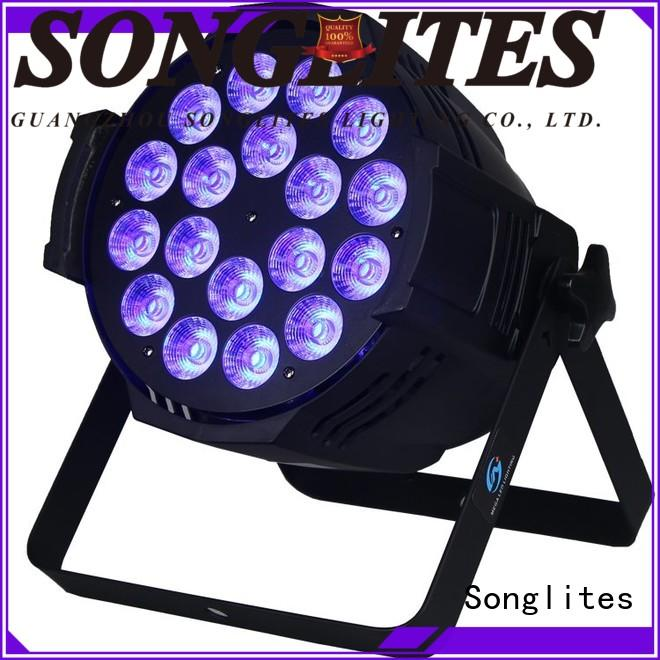 remote control color changing stage lights light energy saving for ballroom