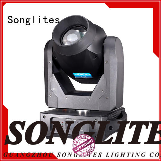 Songlites 150w beam lights onlion for dance halls