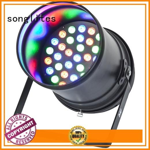 10w par light par led Songlites Brand