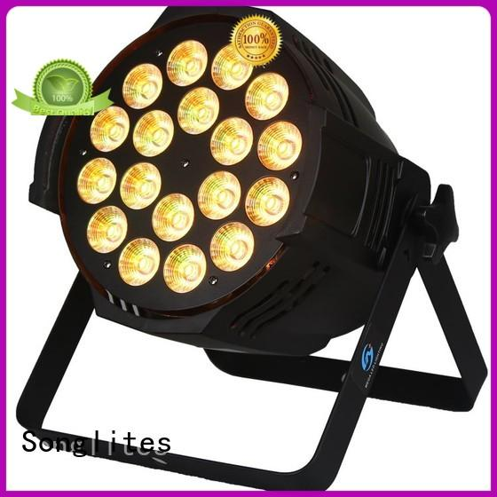 Wholesale can par led indoor Songlites Brand