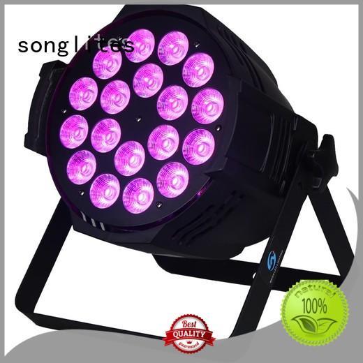 light 3w par led leds Songlites company