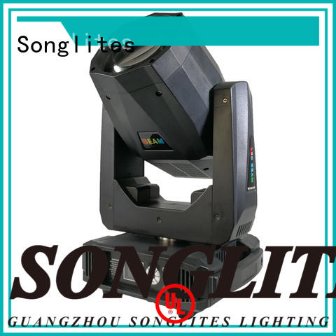 Songlites colorful mr beams lights supplier for bars