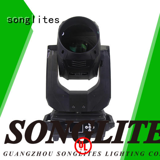 Songlites spot led stage lighting online for exhibitions