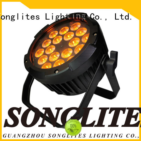 Songlites high brightness outdoor wall washer onlion for entertainment plaza