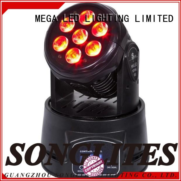 sl1001 mini led moving head light for sale for slow rocking Songlites
