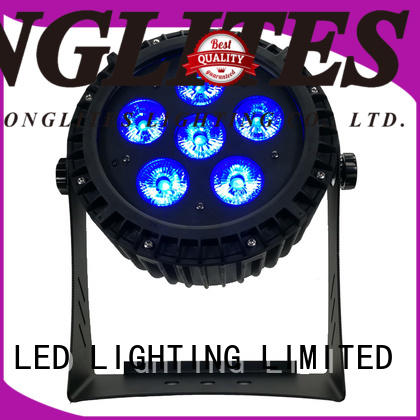 remote led wireless outdoor lighting led spotlights Songlites