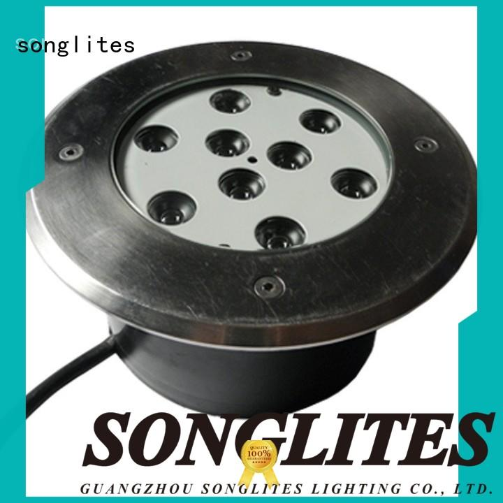 Songlites 1w9pcs solar underground light on sale for meadow