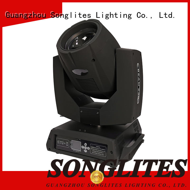 Songlites osram brightest headlights manufacturer for dance halls