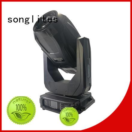 Songlites 280 profile stage light manufacturer for dance halls