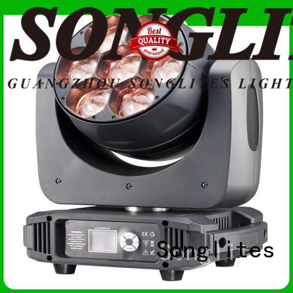 adjustable mini moving head light price 60w on sale for ballroom