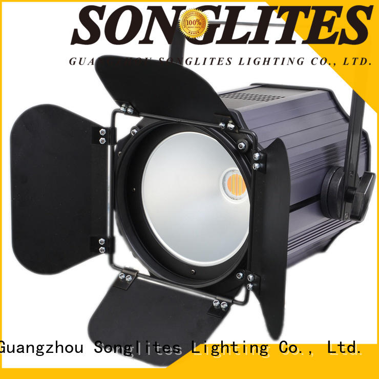Songlites rgbw led par dmx on sale for theaters